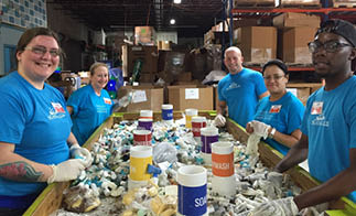 Marriott International Takes Spirit to Serve into the Communities